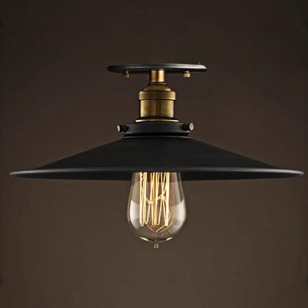 New Arrival Vintage Ceiling Lights Lamparas De Techo lustre Luminaria Abajur Ceiling Lamp Home Lighting Edison Sconce Lamp <br>