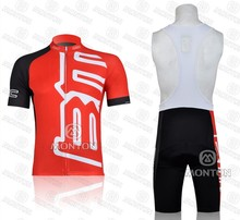 Red and White Summmer Cycling Jerseys / Pro Summer Cycling Clothing / Bike Clothes Cycle Clothes Wear Ropa Ciclismo Sportswear