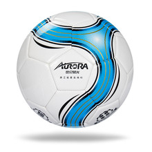 2018 Russia World Cup PU Soccer Ball Official Size 5 Football Goal League Outdoor Sport 2 Color(China)