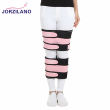 JORZILANO Bowleg Correcting Thigh O-Type Leg Orthotic Adult Tape Posture Corrector X-Type Legs Belts Easy Curves Elastic Bandage(China)