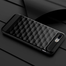 For Apple iPhone 7 7plus Case SGP armor Antiskid Metal Wire drawing diamond Mirror Fall proof for iPhone 5 5S 8 6 plus Smart cov(China)