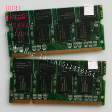 Notebook memory NEW 2GB 2x1GB PC3200 DDR400 400Mhz 200pin DDR1 Sodimm Laptop Memory RAM Free Shipping(China)