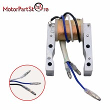 3 Cables Magneto Stator Coil for 80cc 2 Stroke Engine Motor Motorized Motorcycle Dirt Bike ATV Quad Accessories $
