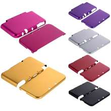 New Muti-Colors Aluminium Protective Hard Shell Skin Case Cover For New Nintendo 3DS LL XL High Quality