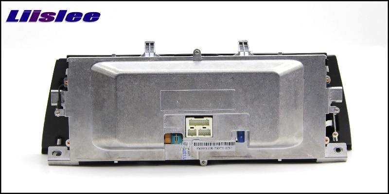 For BMW 7 F03 F04 F01 F02 NBT 2013~2015 LiisLee Multimedia GPS Audio Hi-Fi Radio Stereo Original Style For NBT Navigation NAVI 88