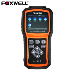 Foxwell NT630 Elite OBD2 автомобильный сканер двигателя проверка ABS подушки безопасности srs SAS сброс результаты аварии ODB OBD 2 авто автомобильный диагно...