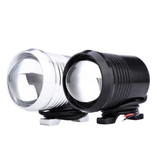 Hot sale U2 1200LM 30W Upper High Low Beam Motorcycle Headlight LED Driving Motorbike Fog Light Flash Lamp Moto Headlamp Bulbs
