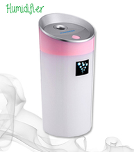 Anion moisturizing instrument ultrasonic diffuser hair with 5k hour life