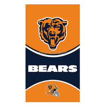 Helmet Design Chicago Bears Flag Banners Football Team Flags 3x5 Ft Super Bowl Champions Banner Red Star 90 X 150 Decoration