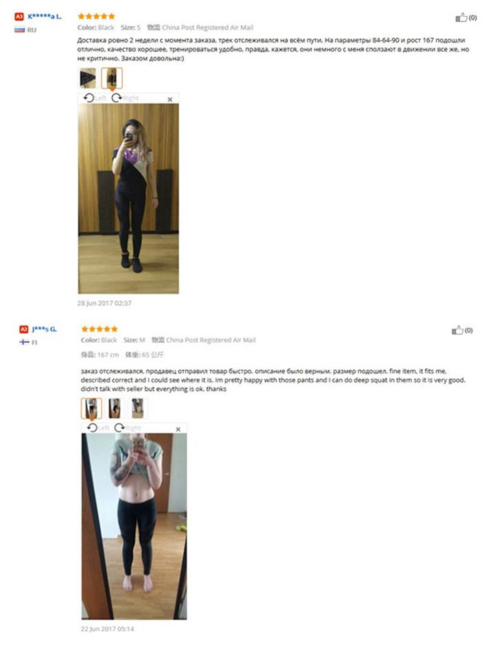 NORMOV Women's Leggings Fashion Big Size Mesh Patchwork Leggings Female Elastic Fashion Workout fitness Leggings Women Summer 5