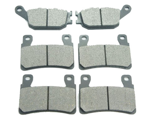 Motorcycle front rear brake Pads plate for CB400 VTEC 1/2/3/4/5 06-10 CBR600 F2 F3 F4 99-06 CB1300 03-12 CB1100 13-14 free ship<br><br>Aliexpress
