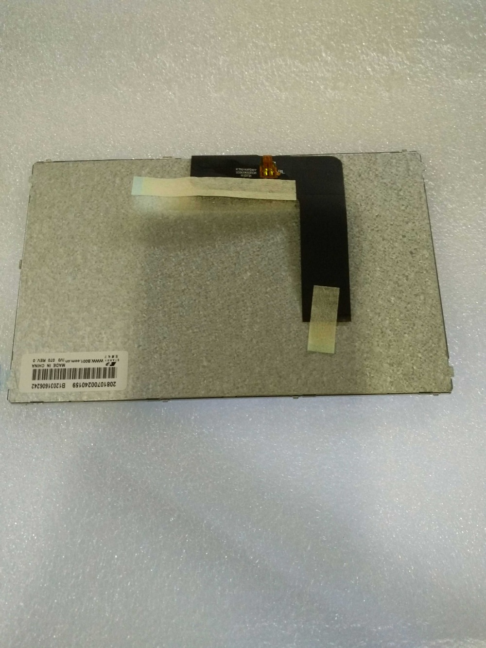 KR070PD8T 103000226 REV B LCD screen display<br>