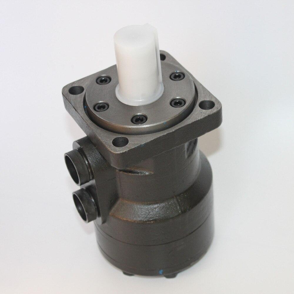 hydraulic motor BMR-80 low speed high torque cycloid hydraulic motor running<br><br>Aliexpress