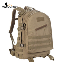 2017 Waterproof Outdoor Military MOLLE Backpack Camouflage bag Army Fans Backpacks Women Men Tactical Rucksack Mochila XA21-1WD