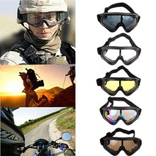 Snowboard Ski Goggles Dustproof Sunglasses Motorcycle Ski Goggles Lens Frame Glasses For weak Light tint Weather Cloudy