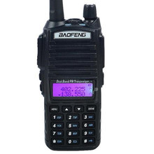 Baofeng UV-82 walkie talkie cb radio UV82 portable two way radio Double PTT Button FM radio transceiver long range hunting radio