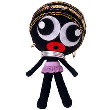 New Voodoo Doll Keychains Bag Pendant Holder Key Ring Phone Key Chain Keychain Jewelry Gifts Chaveiro sleutelhanger 642040