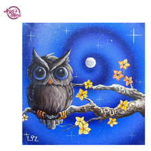 ANGEL'S HAND Diamond Embroidery full canvas painting 5d diy diamond painting diamond pattern owl