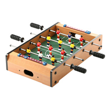 Mini Foosball Table Soccer Table Kit with Ball Soccer Football Table Family Use Game Room Guys Family Fun Table Sports(China)