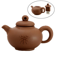 100% real capacity teapot usb flash drive 4gb 8gb 16gb 32gb memory stick pen drive USB usb flash drive(China)
