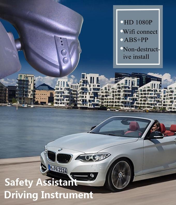 Wifi Cameras For BMW E65 E46 E38 E39 E53 Mini Original Car DVR Recorder Dash Cam G-sensor Black Box 1080P With OBD2 For Power<br><br>Aliexpress