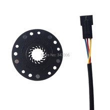 E-bike bicycle scooter Pedal Assist Sensor 5 magnet type 8 magnet PAS system DIY bike modified parts patinete recambio(China)