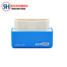 2017 Hot Sell EcoOBD2 Diesel Car Chip Tuning Box Plug and Drive OBD2 Chip Tuning Box Lower Fuel and Lower Emission Free Ship