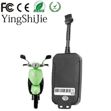 YingShiJie Motorcycle Moped moto 3G AGPS GPS tracker ACC detection localizador Signal Testing locator rastreador Traqueur(China)