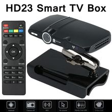 HD23 smart TV box 5.0MP and Mic Android TV camera HDMI 1080P 1GB/8GB android 4.4 skype Google Android TV box HD23 media player