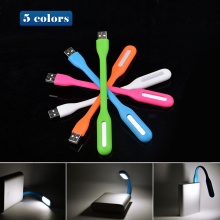 10Pcs New Original USB LED Light Flexible USB Gadgets Portable Desk Lamp for Computer Notebook Table Lights Keyboard Eye Laptops