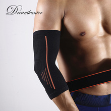 Elastic Bandage Strap Tennis Basketball Elbow Supports Protectors Compression Gym Sports Cycling Elbow Pads Warmers