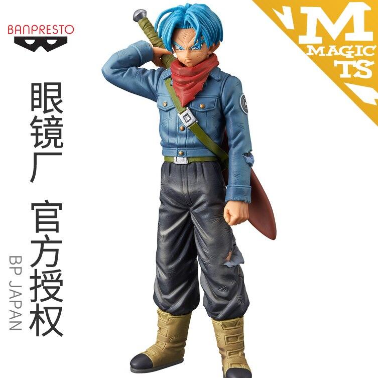 170mm Japanese original anime figure dragon ball Torankusu Trunks action figure set collectible model toys for boys <br><br>Aliexpress