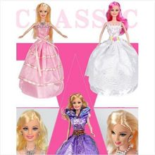 Mail Pack 2015 New Dolls Are The Classic Version Of The New E-mail Princess Bobbi Doll Toy For girls(China)