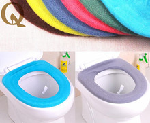 Hot Sale Winter Toilet Seat Warmer Thicken Carpet Toilet Seat Cover Soft Comfortable Baby Potty Seat Overcoat Toilet Case
