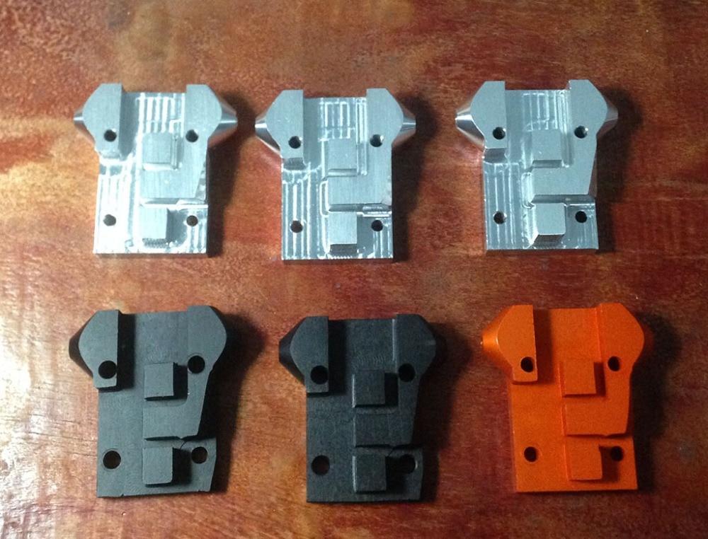 3 D printer parts Reprap Kossel mini K800 all metal aluminum alloy vertical carriage kit free shipping<br><br>Aliexpress