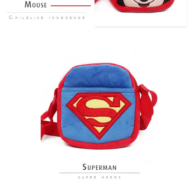 Cute Kids Messenger Bag Little Boys Girls Sling Bag Christmas Gift Satchel (2)