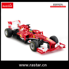 Rastar licensed R/C 1:18 Ferrari F1 injection mould body rc drift track vehicle 53800(China)