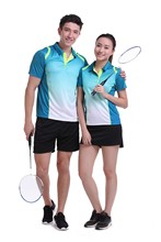 New Breathable badminton Jerseys Men's , table tennis wears , Badminton clothes , sports POLO Quick Dry Shirts 1010