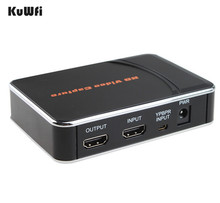 USB Video Capture HD 1080P HDMI Game Capture Recorder Box HD Game Video Capture For Xbox 360 One Live PS3 PS4 1Set