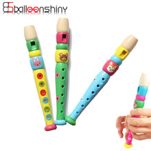 BalleenShiny Plastic Kids Musical Toys Baby Musical Instruments Early Learning Education Toy For Children Random Color(China)