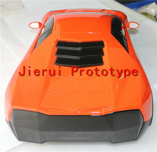 CNC plastic frame moulding rapid prototype 3D printing service(China)
