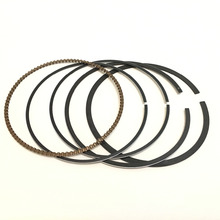 NEW Grizzly 400 4WD Piston Ring Kit For Yamaha STD Bore 84.50mm Fit Yamaha Grizzly 400 2007-2008(China)