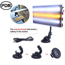 PDR Dent Removal Car Dent Repair LED Lamp Reflector Board LED Light Reflection Board With Built-in Battery New And High Quality