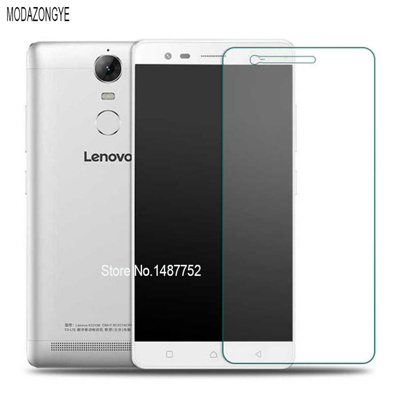 2pcs Tempered Glass Lenovo K5 Note Screen Protector Lenovo Vibe K5 Note A7020 A7020a40 A7020a48 Screen Protective Glass Film