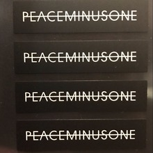 5 sets/10 sets *PMO Peaceminusone Sticker Gdragon GD Waterproof Stickers Set HOT Decoration Gifts