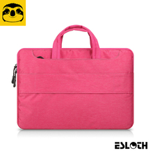 Pink Portable Air/Pro 11.6 12 13.3 14 15.4 15.6 inch Messenger Portable Laptop Bags For MacBook Samsung Lenovo HP Acer Notebook