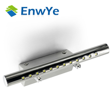 EnwYe 3W 5W 7W Bathroom LED Mirror Light 110V 220V Mini Style Cold Warm White LED modern Wall Lamps lampada de led(China)