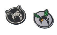 The Green Hornet TV Series Comics logo patch hook combat tactical Military Patches Embroidered morale outdoor for jacket vest(China)