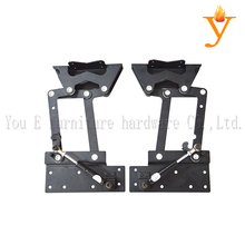 Furniture Hardware Adjustable Hinges Folding Table Mechanism B06