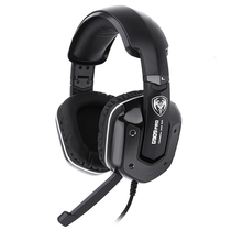 SOMIC G909PRO 7.1 Sound Gaming Headphone Stereo Bass Vibration Gaming Headset with Mic Noise Cancelling Voice control for PC(China)